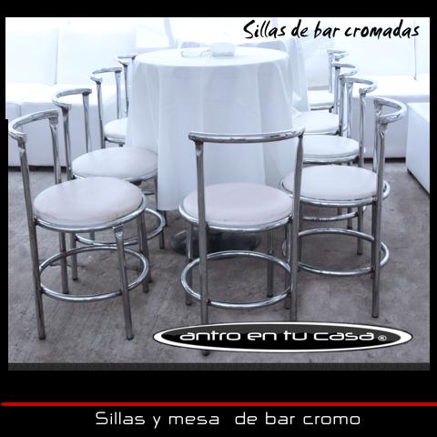 Renta sillas y mesas de bar para fiestas y eventos - Alquiler de mesas y sillas para eventos precios ...