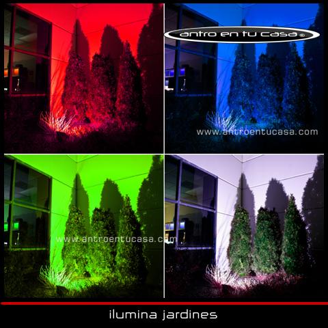 Iluminaci n arquitectonica en alquiler for Iluminacion led para jardines